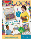 Melissa & Doug Wooden Multi-Craft Loom