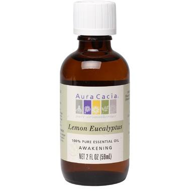 Aura Cacia Lemon Eucalyptus Essential Oil