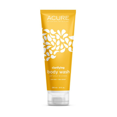 Acure Clarifying Body Wash Pure Mint