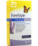 Freestlye Precision B-Ketone Test Stripes
