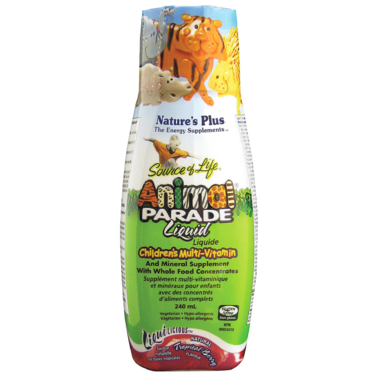 Nature\'s Plus Animal Parade Liquid Children\'s Multi-Vitamin