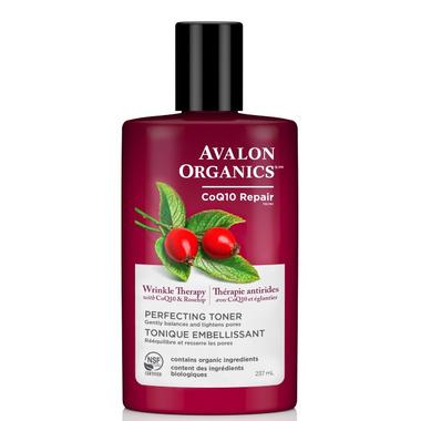 Avalon Organics CoQ10 Perfecting Facial Toner