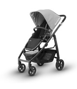 UPPAbaby Cruz Stroller Pascal Grey with Graphite Frame