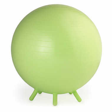 Gaiam Kids Balance Ball Lime Green