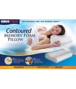 Obus Forme Contoured Memory Foam Pillow