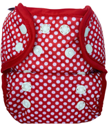 Bummis Swimmi One Size Swim Diaper Retro Dot
