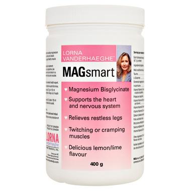Lorna Vanderhaeghe MAGsmart Powder