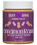 Buff Bake Cinnamon Raisin Protein Peanut Spread