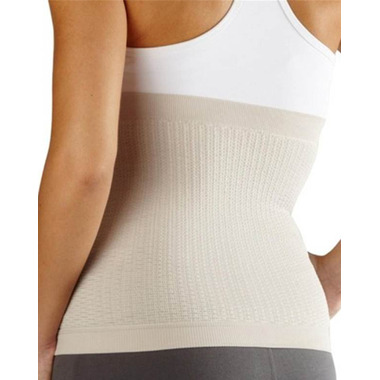 Incrediwear Incredibrace Waist Sleeve in Light Grey