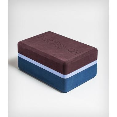 Manduka Recycled Foam Block Odyssey