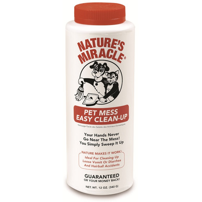 Nature\'s Miracle Pet Mess Easy Clean-Up