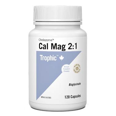 Trophic Chelazome Calcium Magnesium 2:1