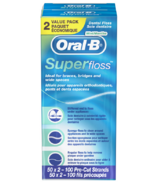 Oral-B Super Floss Pre-Cut Strands