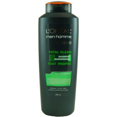L\'Oreal Paris Men Total Clean Shampoo