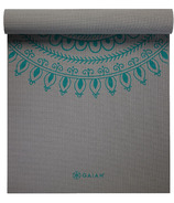 Gaiam Premium Longer/Wider Yoga Mat Marrakesh
