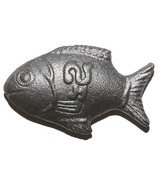 Lucky Iron Fish Cast Iron Cooking Tool