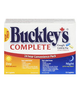 Buckley's Complete Extra Strength Day + Night Value Pack