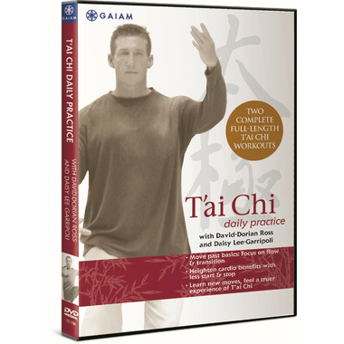 T\'ai Chi Daily Practice with David-Dorian Ross & Daisy Lee