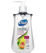 Dial Naturals Hand Soap With Moisturizers