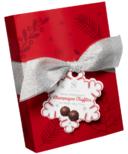 Saxon Chocolates Dark Chocolate Champagne Truffle Gift Box