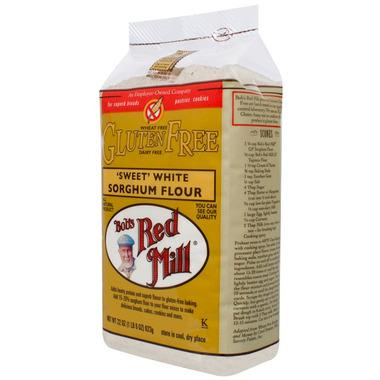 Bob\'s Red Mill Gluten Free Sorghum Flour