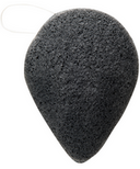 Danielle Face Accessories Konjac Sponge in Bamboo Charcoal