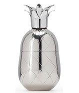 W&P Design Pineapple Cocktail Shaker Silver
