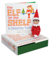 Elf on the Shelf A Christmas Tradtition Girl Scout