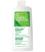 Desert Essence Ultra Care Mouthwash with Natural Tea Tree Oil