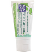 Kiss My Face Triple Action Gel Toothpaste Cool Mint