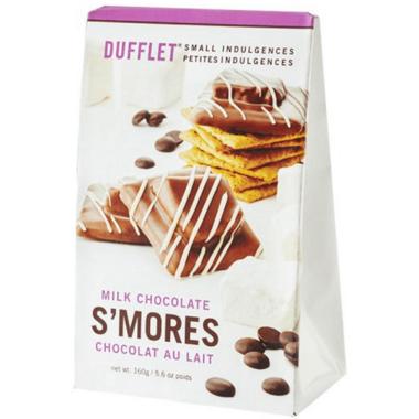 Dufflet Small Indulgences Milk Chocolate S\'mores
