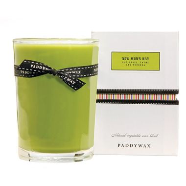 Paddywax Classic Collection Glass Candle