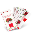 Radius Cranberry Floss Sachets with Natural Xylitol