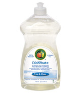 Earth Friendly Clear Dishmate