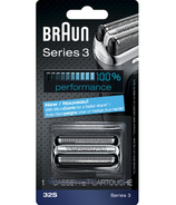 Braun 32S Mighty Replacement Combi Pack