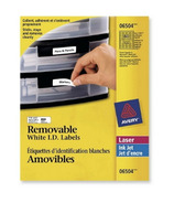 Avery Removable Filing Labels