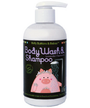 Belly Buttons & Babies Lavender Chamomile Body Wash and Shampoo