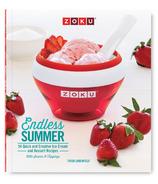 Zoku Endless Summer Ice Cream Recipe Book