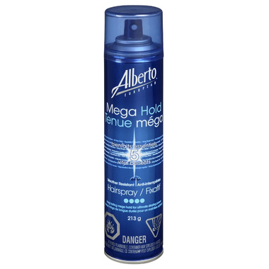 Alberto European Mega Hold Hair Spray