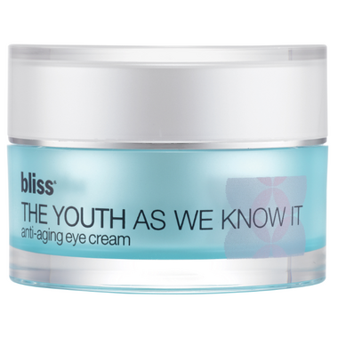 buy bliss the youth as we know it eye cream at well ca