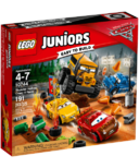 Lego Juniors Disney Cars Thunder Hollow Crazy 8 Race