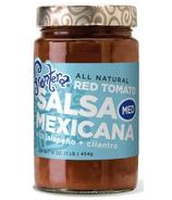 Frontera Salsa Mexicana with Jalapeno & Cilantro