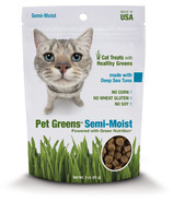 Pet Greens Semi-Moist Cat Treats with Deep Sea Tuna