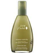 100% Pure Organic Matcha Anti-Aging Antioxidant Cleansing Foam