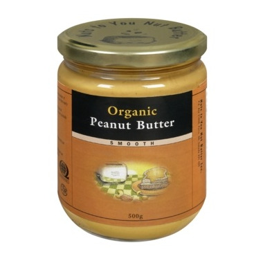 Nuts to You Organic Peanut Butter