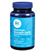 Be Better Maximum Strength Garlic