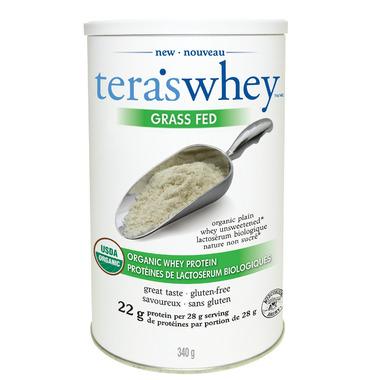 Tera\'s Whey Organic Plain Whey Protein