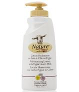 Nature by Canus Moisturizing Lotion with Fresh Goat's Milk Original Formula
