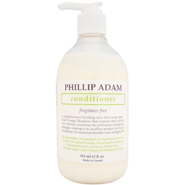 Phillip Adam Fragrance Free Conditioner