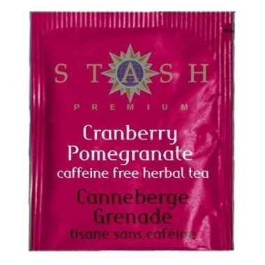 Stash Cranberry Pomegranate Herbal Tea